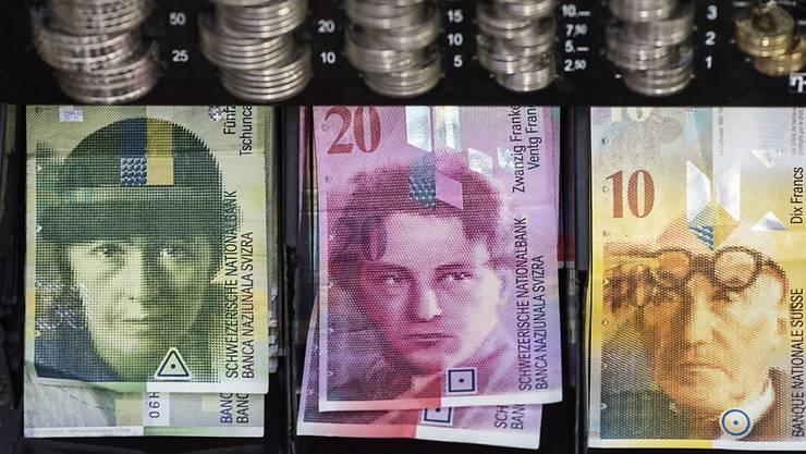 Die Jahresrechnung schliesst mit einem Ertragsüberschuss von 330'270 Franken ab.