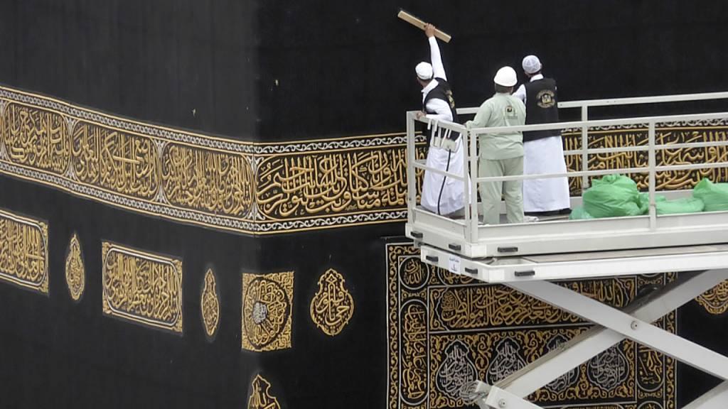 Saudi-Arabien schliesst die Grenze für Pilgerreisen