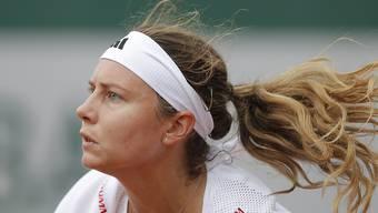 Stefanie Vögele verbleibt dank ihrer Viertelfinal-Teilnahme in Taschkent in den Top 200 der Weltrangliste
