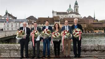 Erster Ersatz der gewählten Solothurner Nationalräte 2019