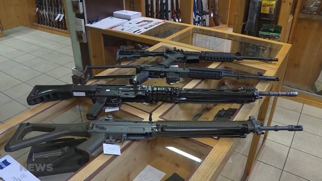 Verschärftes Waffengesetz: Jetzt spricht ein Waffenhändler