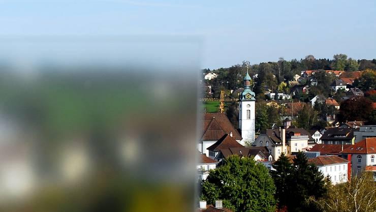 Am 17. Mai wird das Wohler Bild scharf: Dann entscheidet die Bevölkerung, ob die Gemeinde zur Stadt wird oder ein Dorf bleibt. (Bild: dno)