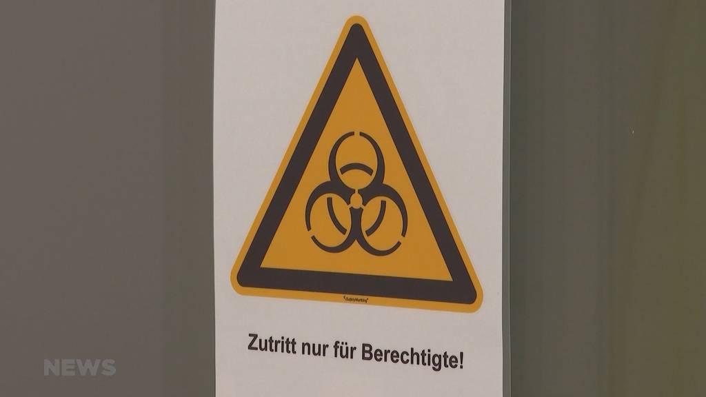 Neues Bio-Sicherheitslabor in Bern