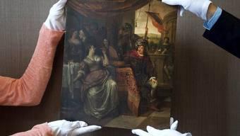 """Auch das Bild """"Antonius und Cleopatra"""" wurde gefunden"""