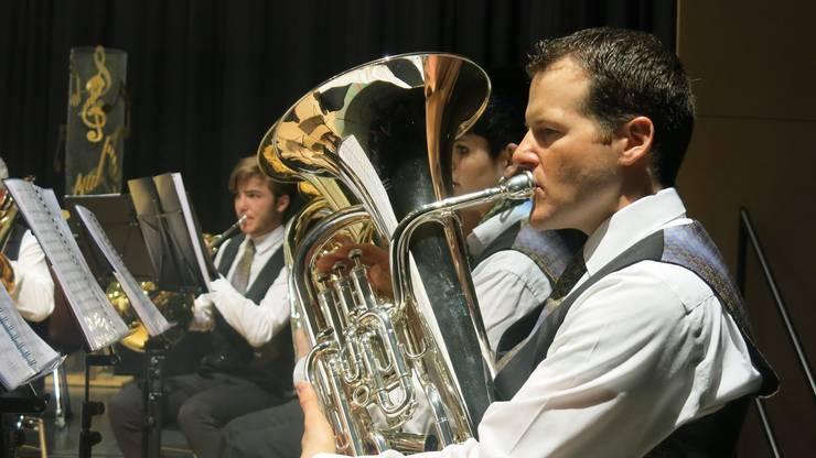 Impressionen vom Unterhaltungskonzert der Harmoniemusik Rohrdorf.
