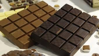 """Schokolade darf nach EU-Recht nicht als """"rein"""" verkauft werden (Symbolbild)"""