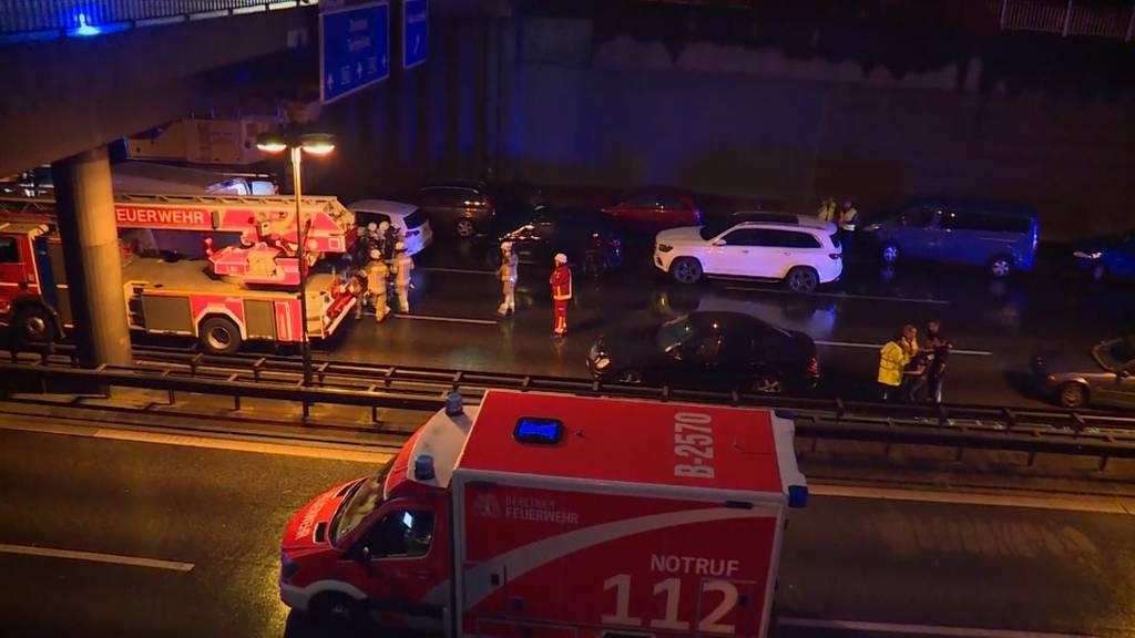 Berlin: Absichtliche Autounfälle waren islamistischer Anschlag