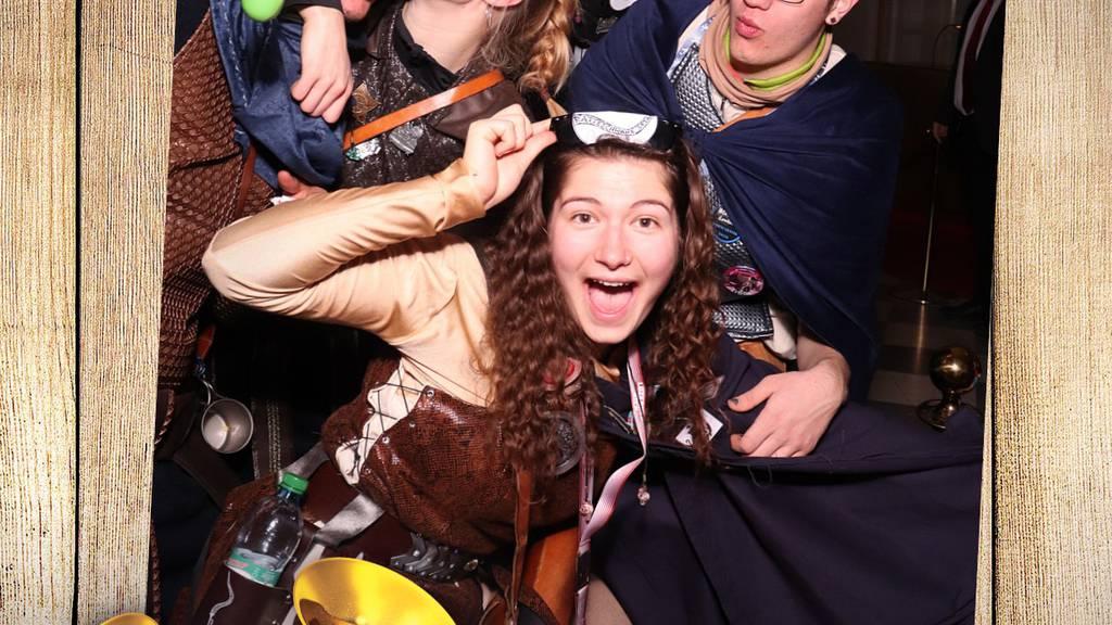 Radio Confetti Fasnachts-Party: Die besten Bilder