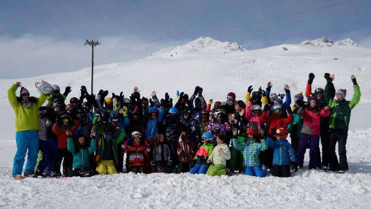 Das Würenloser Skilager fand dieses Jahr im Gebiet Scuol/Ftan statt.