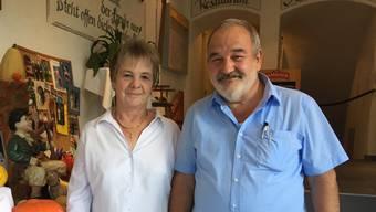 Im September 2017 feierten Elisabeth und Beat Michel noch 40 Jahre Restaurant Traube in Küttigen – nun ist der erfolgreiche Gastronom mit 63 Jahren gestorben.