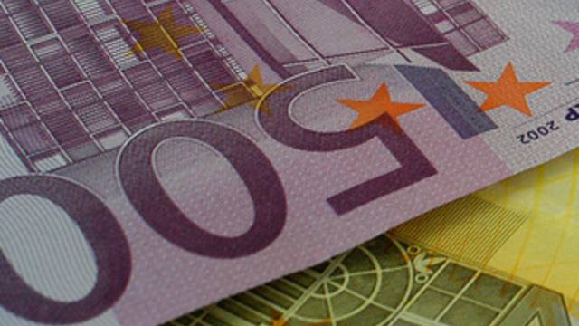 Vor allem 500-Euro-Scheine vorgefunden