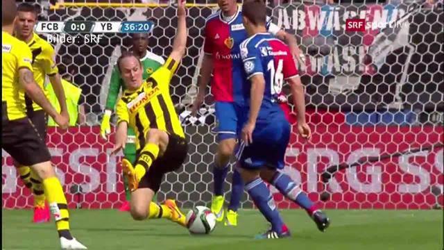 BSC Young Boys gegen FC Basel