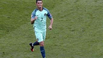 Cristiano Ronaldo schiesst Portugal in den Achtelfinal