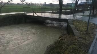 Hochwasserschutz für die Oesch in Halten