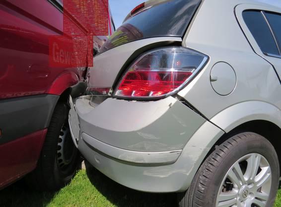 Der Unfall verursachte einen Sachschaden von rund 80'000 Franken.