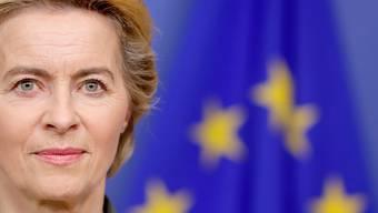 Ambitionierte Pläne: EU-Kommissionspräsidentin Ursula von der Leyen.