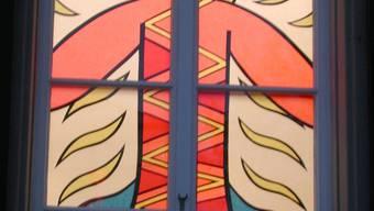 Die bestehenden Adventsfenster stammen von 2003.