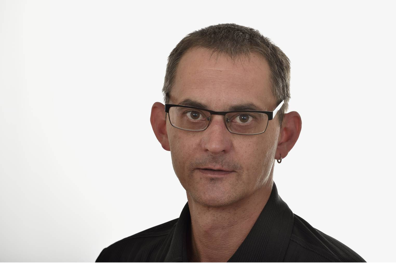 Marcel Baur starte am Dienstagmittag eine Online-Petition für den Erhalt des Wandbildes. (Bild: zVg)