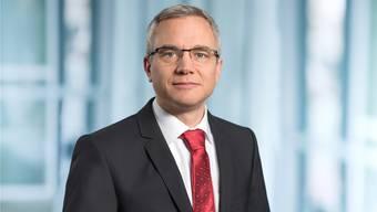 Robert Itschner, Chef von ABB Schweiz
