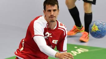 Steht der Schweiz in den beiden EM-Qualifikationsspielen gegen Belgien zur Verfügung: Andy Schmid