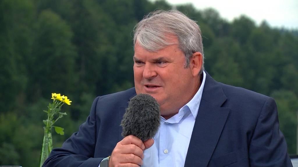 Mike Müller, Schauspieler und Satiriker