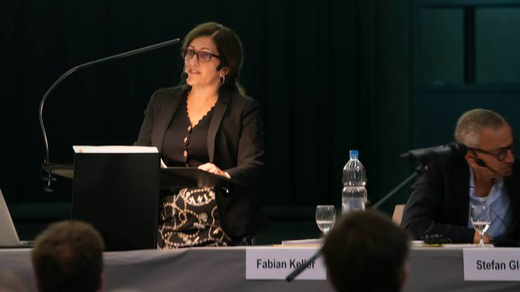 Ihr wird Amtsmissbrauch vorgeworfen: Giovanna Miceli (SP)