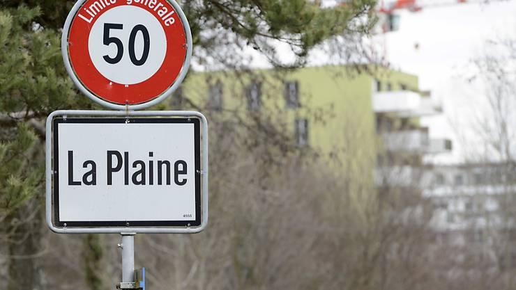 La Plaine GE war Endstation.