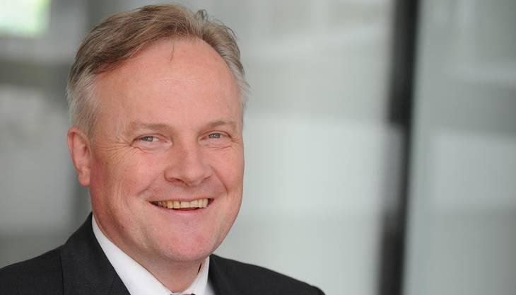 Jürg Ritz, CEO der Baloise Bank Soba