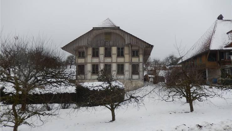 Gemäss dem Bundesinventar der schützenswerten Ortsbilder bietet es sich an, den Wohnstock unter Schutz zu stellen.