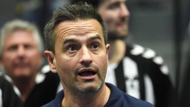 Auch RTV-Trainer Christian Meier kann die neuerliche Niederlage nicht verhindern.