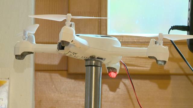 Drohnen-Abwehrsystem soll Flughäfen schützen