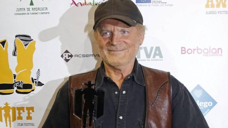 Mario Girotti - besser bekannt als Terence Hill - widmet seinen neusten Film seinem verstorbenen Filmpartner Bud Spencer. (Archivbild)