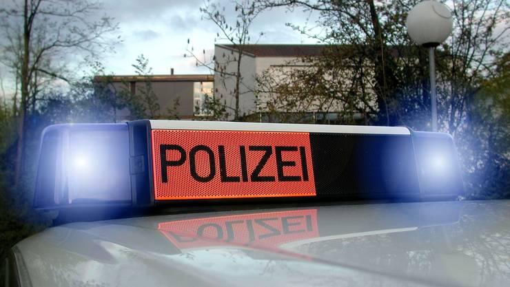 Auf einer Verfolgungsjagd hat ein Deutscher das Auto der Grenzwache und der Kantonspolizei Zürich abgedrängt – bei hoher Geschwindigkeit. (Symbolbild).