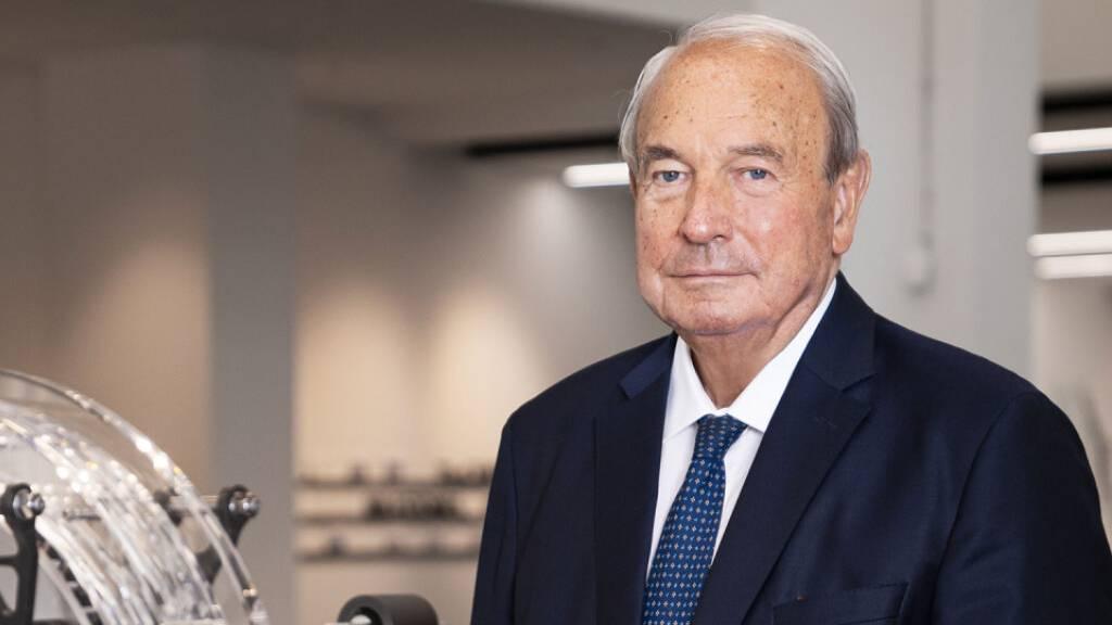 Thiele-Erben verkaufen Aktien von Lufthansa