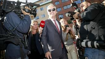 Der bisherige US-Beauftragte für Verhandlungen über die Freilassung von Geiseln, Robert O'Brien, wird neuer Nationaler Sicherheitsberater im Weissen Haus. (Archivbild)