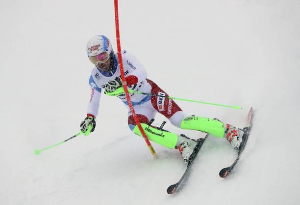 Carlo Janka klassiert sich auf Platz 19.