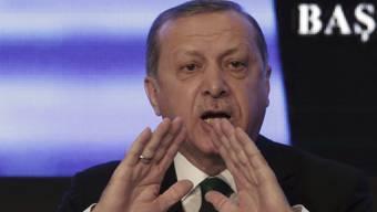 Kein Leisetreter: Der türkische Präsident Recep Tayyip Erdogan.