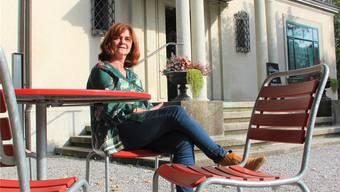 Anna Hegi will ihr Leben nach ihrem Herzinfarkt etwas gemütlicher angehen.