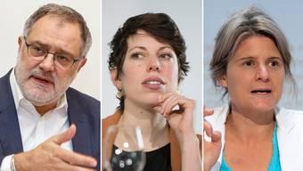 Am meisten Vorstösse (46) reichte SP-Nationalrat Carlo Sommaruga ein. Gefolgt von Grünen-Nationalrätin Lisa Mazzone und SVP-Nationalrätin Barbara Steinemann (beide 44 Vorstösse).