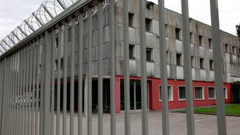 Das Untersuchungsgefängnis Solothurn.