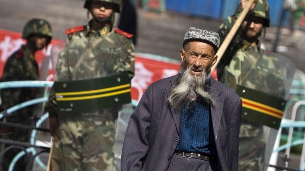 EU verhängt gegen China Sanktionen wegen Menschenrechtsverletzungen