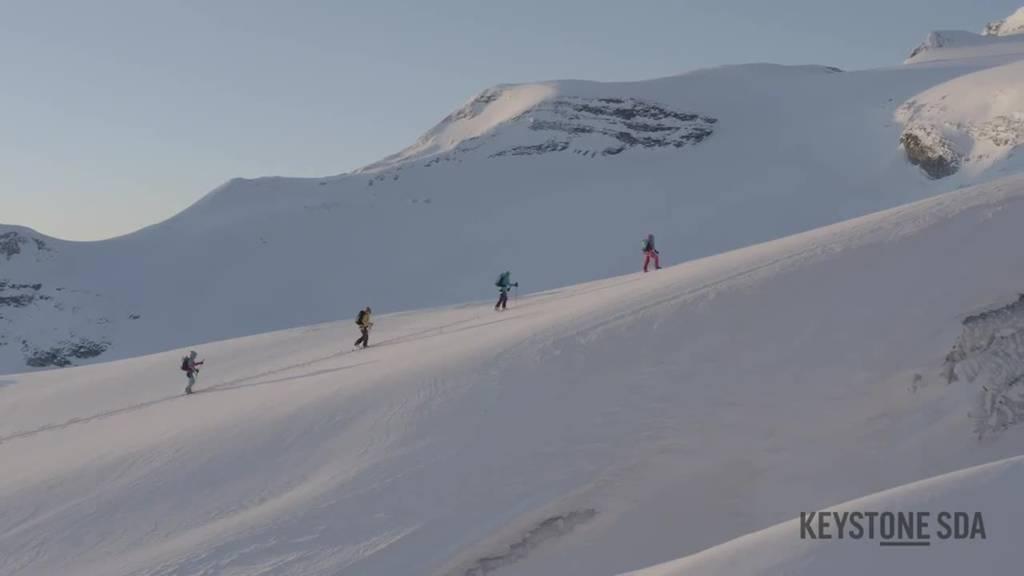 «Peak Challenge»: Frauen stürmen Berggipfel