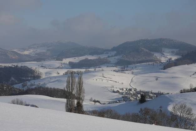 Winterwonderland Baselbiet