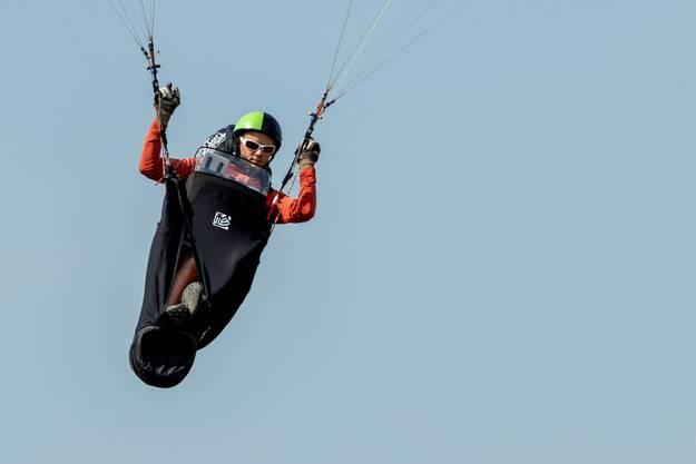 Michael Küffer hing 11 Stunden zwischen Himmel und Erde