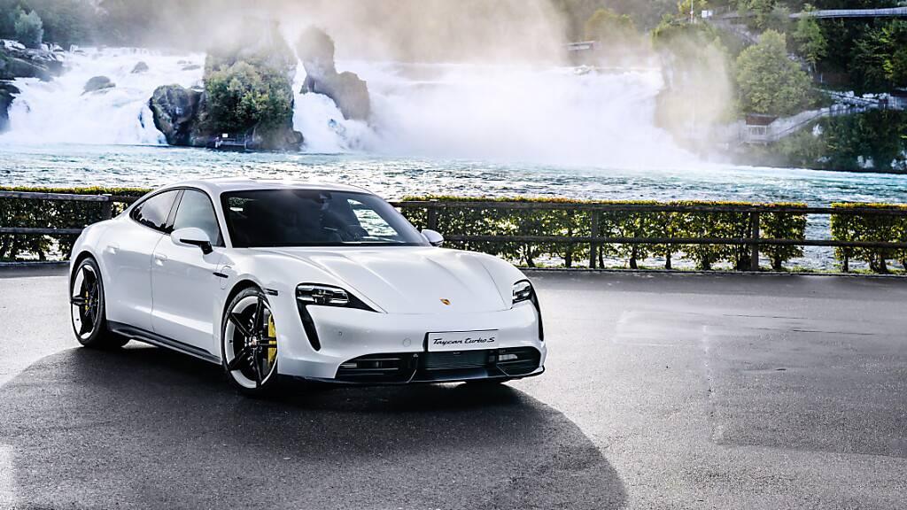 Porsche ruft weltweit 43 000 E-Sportwagen zurück