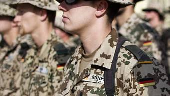 Deutsche Soldaten in Afghanistan (Archiv)