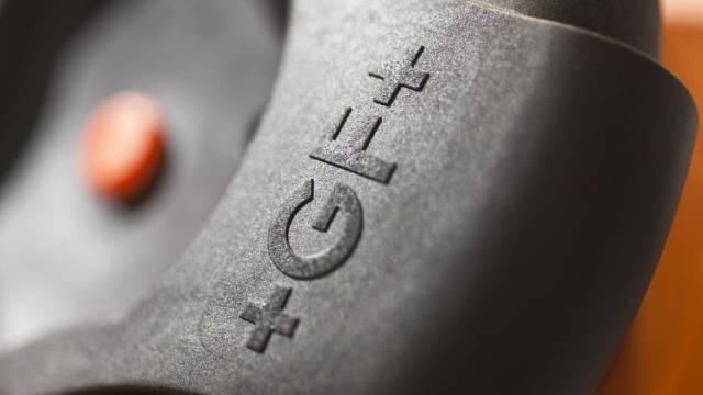 Das Logo des Industriekonzerns Georg Fischer (Archiv)