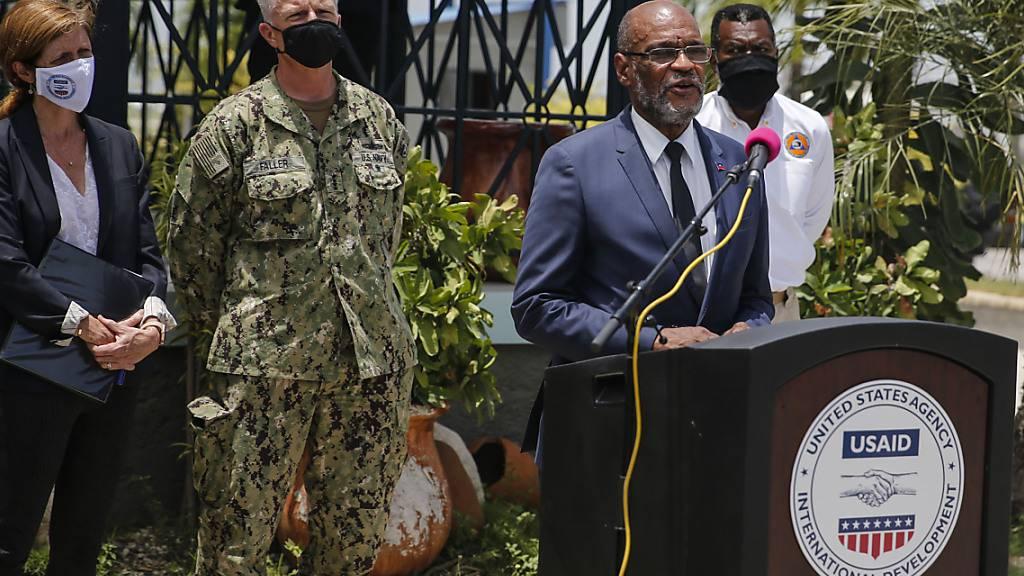 Berichte: Haitis Premier soll nach Präsidentenmord angeklagt werden