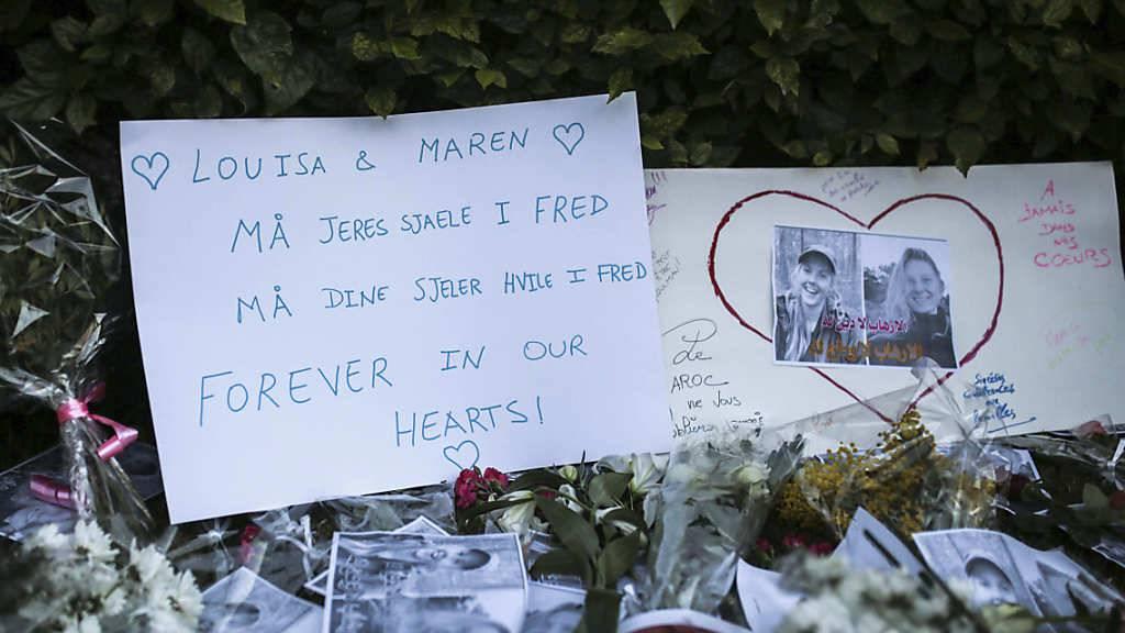 Trauer in den Heimatländern für die beiden in Marokko ermordeten skandinavischen Rucksacktouristinnen. (Archivbild)