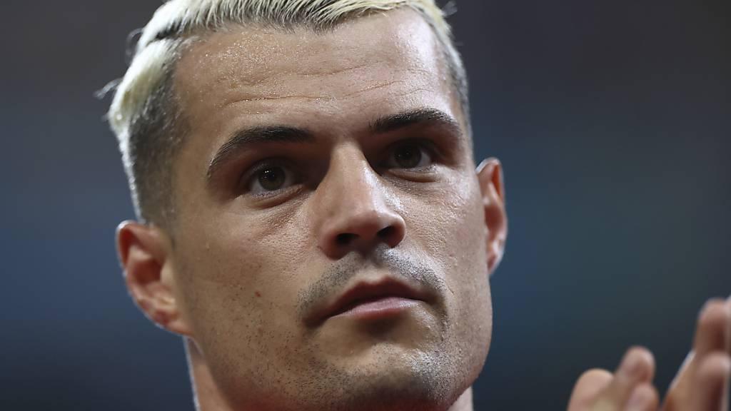 Xhaka fehlt in der entscheidenden Phase der WM-Qualifikation